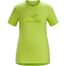 Arc'teryx Arc'Word T-shirt Femme, electrolyte
